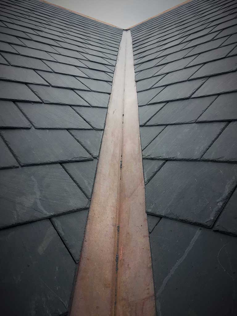 Roof Valleys
