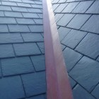 Spanish Cafersa Slate Roof Copper Valley